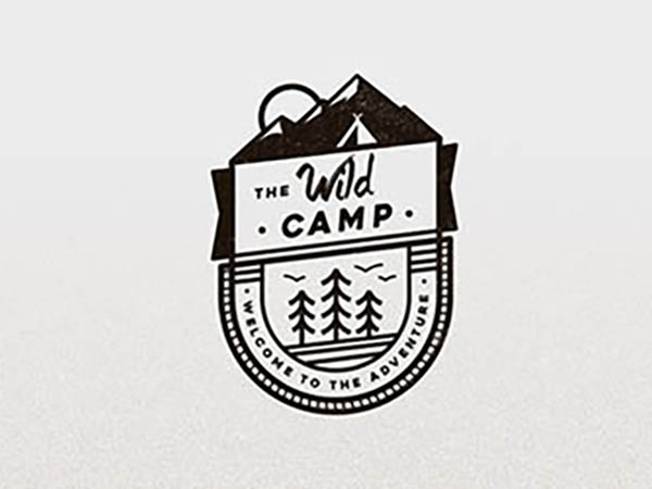 The Wild Camp Logo