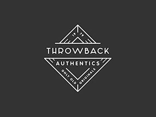 Throwback Authentics Logo