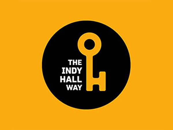 The Indy Hallway Logo