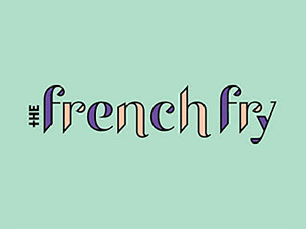 The French Fry Logo