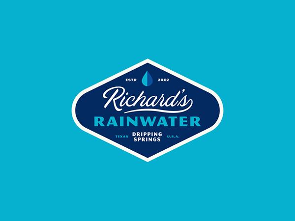 Richard's Rainwater Logo