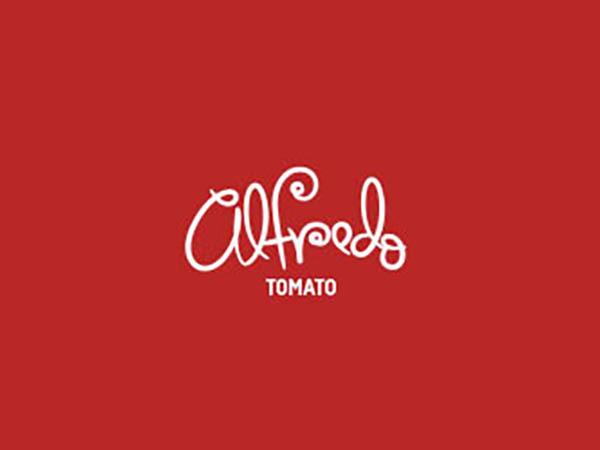 Alfredo Tomato Logo