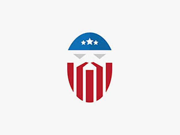 American Beard Logo