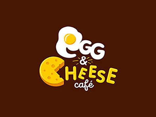 Egg & Cheese Cafe Logo
