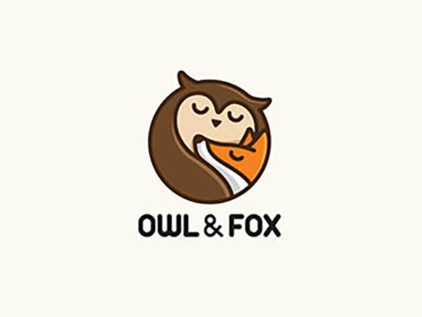Owl & Fox Logo