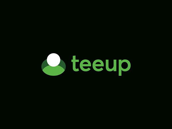 TeeUp Logo
