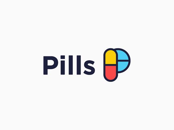 Pills Logo