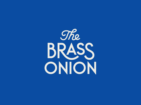The Brass Onion Logo
