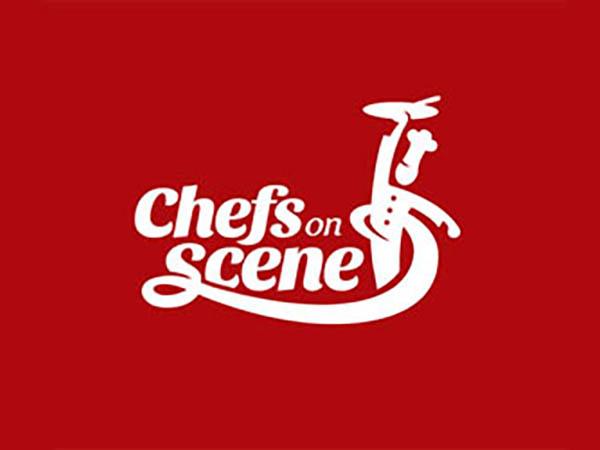 Chefs on Scene Logo