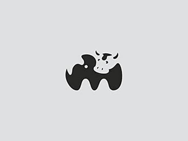 Cow M Logo
