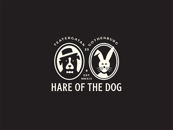 Hare of the Dog Logo