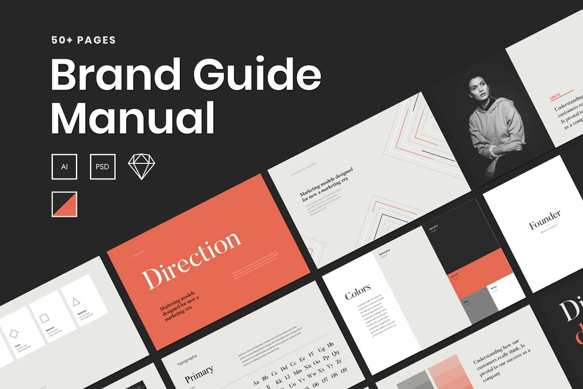 A Brand Guide Branding Guidelines