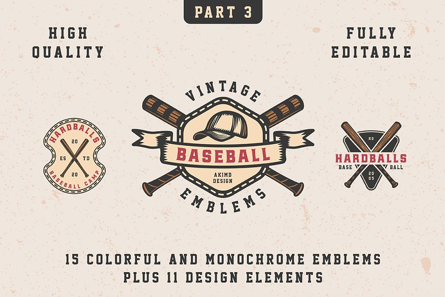 Baseball Emblems Part 3