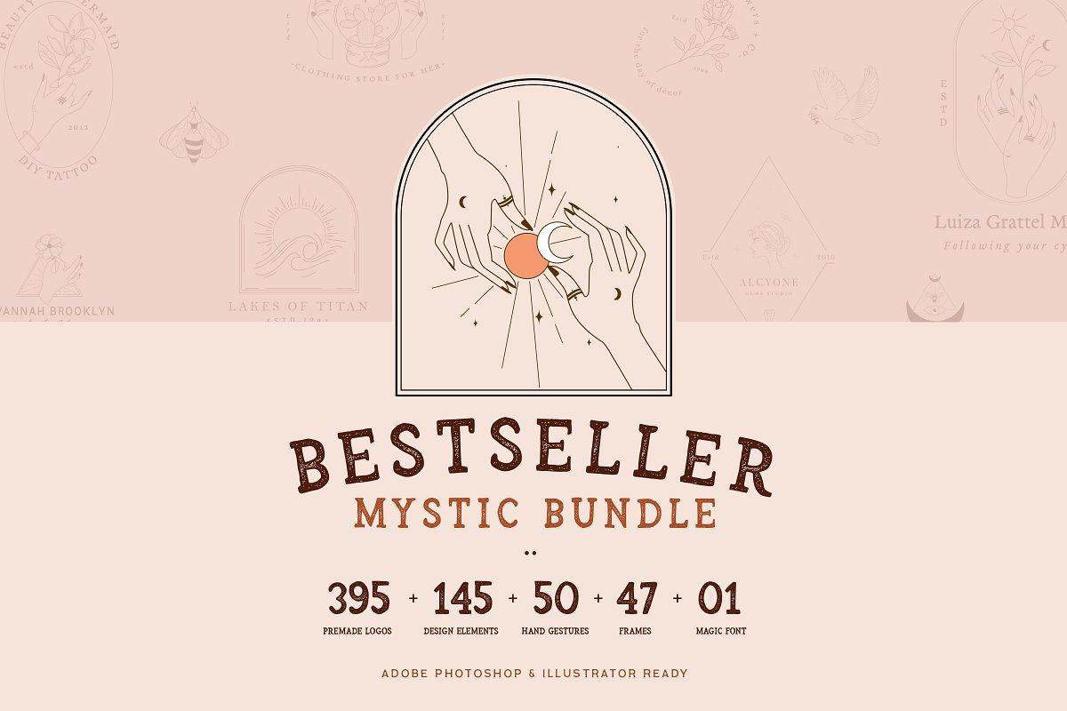 Bestseller Mystic Bundle