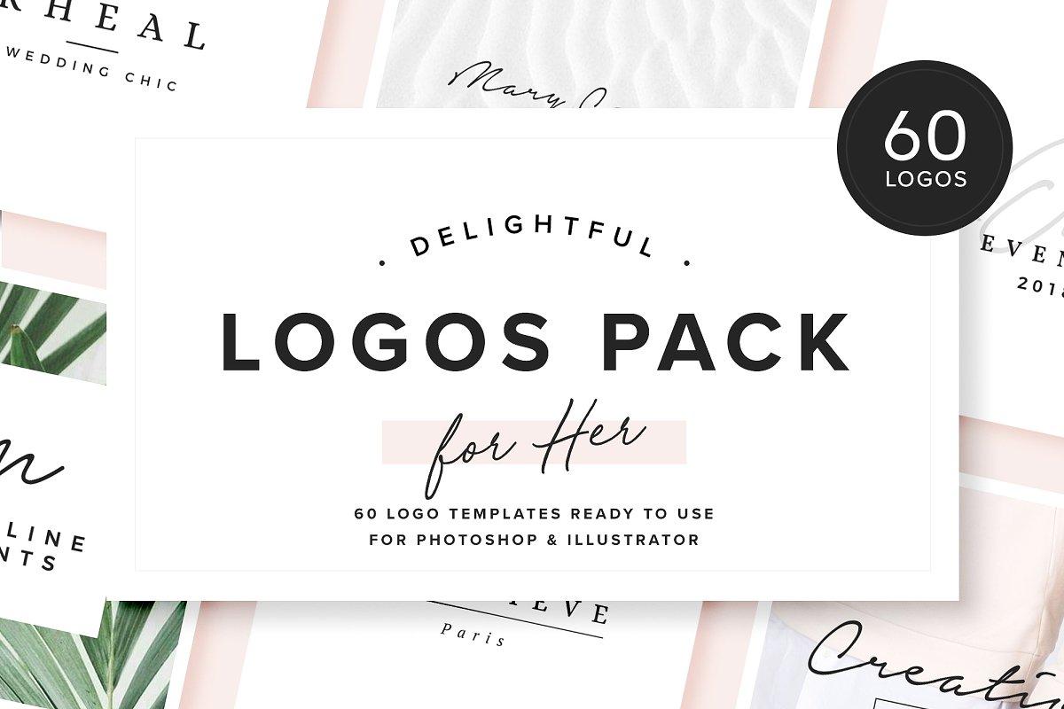 Delightful Logos Pack