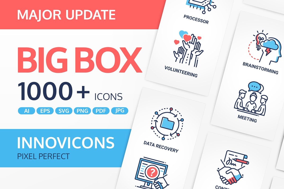 Innovicons Color Icons Full Bundle