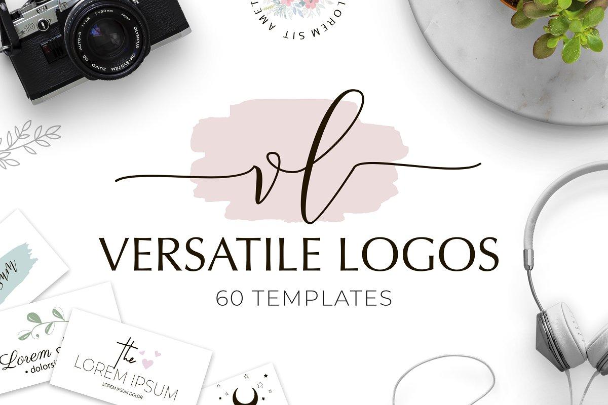 Sale Versatile Logo Templates