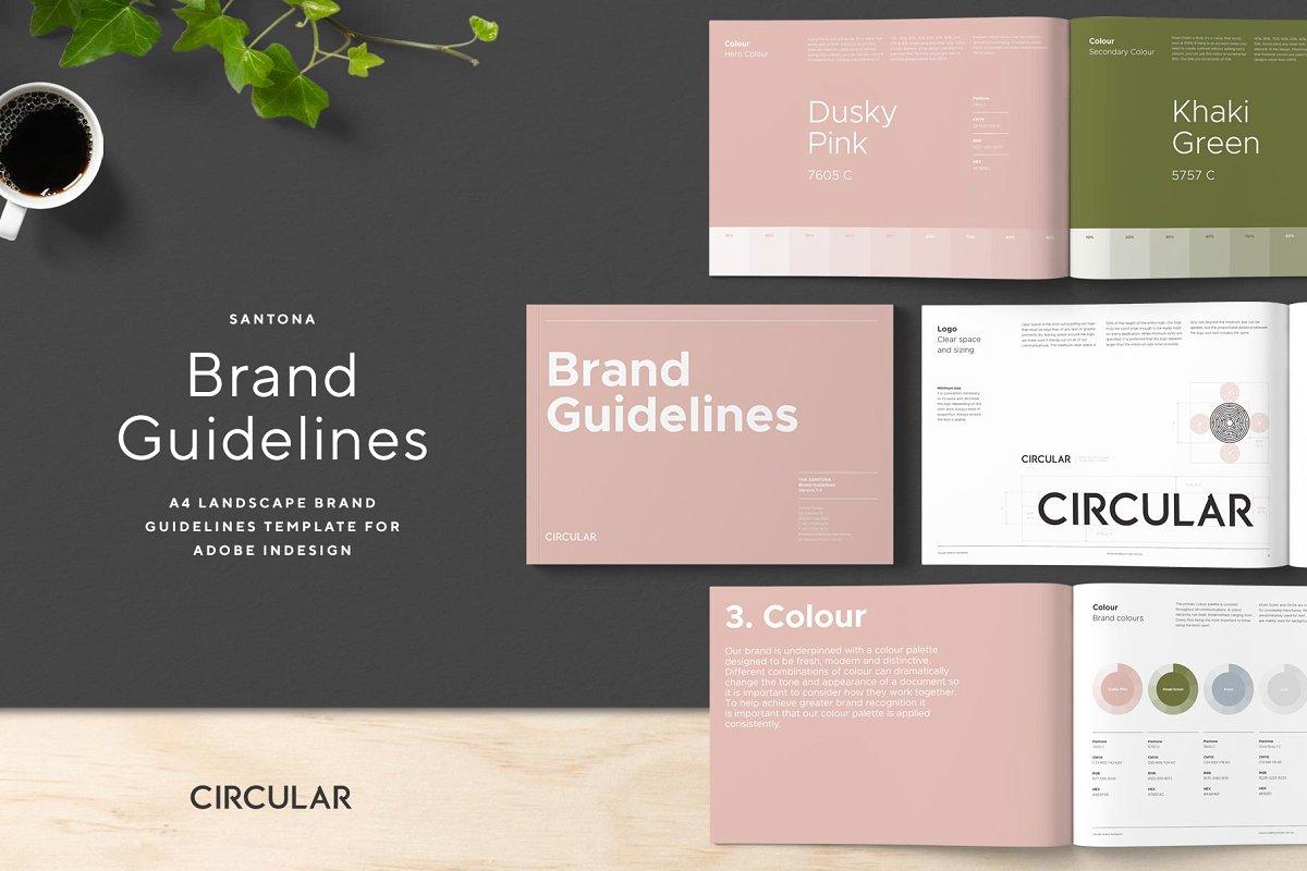 Santona Brand Guidelines