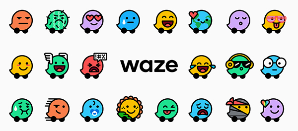 Waze Moods for Every Moment 2020