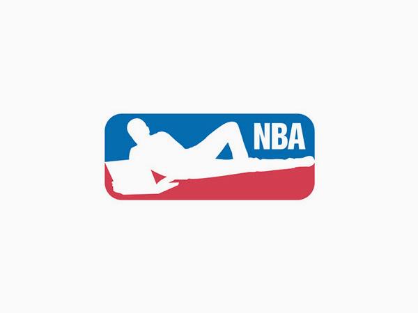 NBA Coronavirus Logo