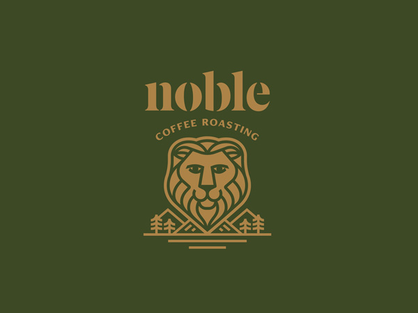 Noble Coffee Roasting Logo