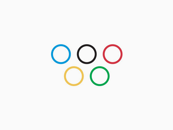 Olympic Games Coronavirus Logo