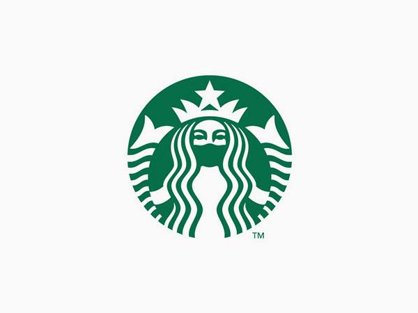 Starbucks Coronavirus Logo