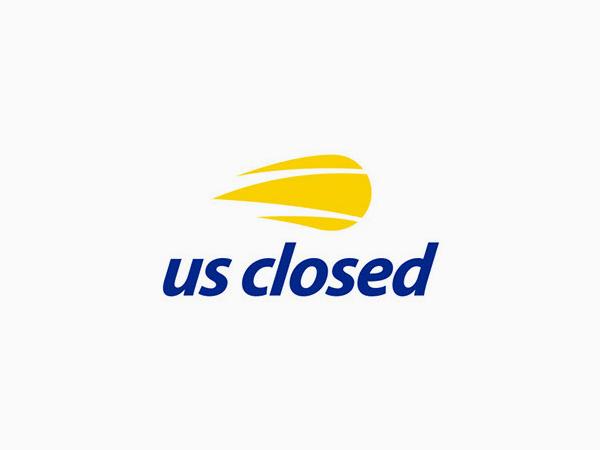 US Open Coronavirus Logo